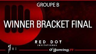 Winner bracket final - Red Dot Invitational - Groupe B Match 3 - 16/11/15