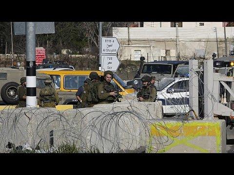 Δ.Όχθη: Ισραηλινοί σκότωσαν τρεις Παλαιστίνιους