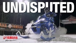 7. 2019 Yamaha Sidewinder SRX LE Snowmobile - Undisputed