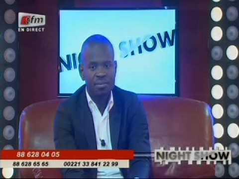 Night Show reçoit Cheikh Ndigeul Lô  - 13 Juin 2014