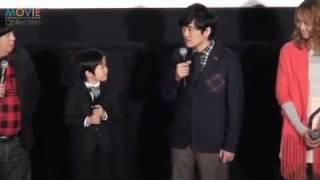 『ハッピー フィート2 踊るペンギン レスキュー隊』初日舞台挨拶