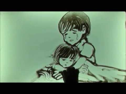Rớt nc mắt với clip đứa bé bằng tranh cát :((