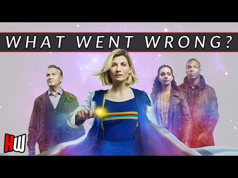 Doctor Who Series 12 Is A Disjointed Mess