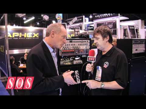 Aphex EXBB 500 Series - NAMM 2012 