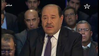 ضيف الأولى - عبد الله بوصوف