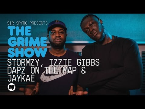 GrimeShow | Stormzy, Izzie Gibbs, Dapz On The Map & Jaykae
