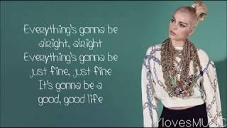 Video Bebe Rexha - I'm A Mess (Lyrics) download in MP3, 3GP, MP4, WEBM, AVI, FLV January 2017