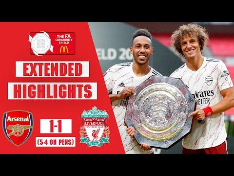 Gunners Edge Liverpool on Penalties   Arsenal 1-1 Liverpool (5-4 on pens)   Community Shield 2020