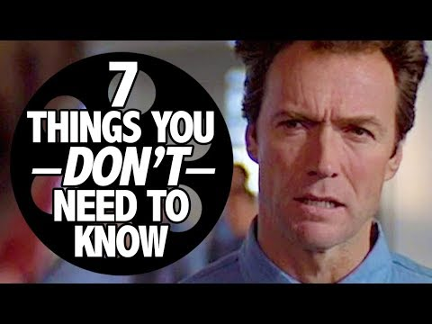 Escape From Alcatraz: 7 Things You Don't Need to Know