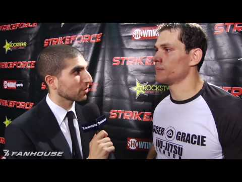 Roger Gracie Promises Hell Be Back to Strikeforce Very Soon