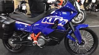 5. JORDAN BIKES KTM 990 ADVENTURE DAKAR £8290
