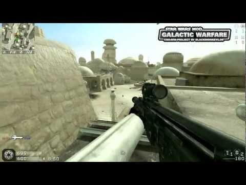Cod 4-Starwars mode