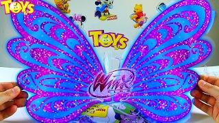 ToysTV Kanalımda yeni YouTube videom – YENİ - WINX CLUB DERGİSİ İNCELİYORUZ! Harika Peri Kanatları Hediye!https://www.youtube.com/watch?v=X3_DERKJbogBu videomda Winx Club Dergisi inceliyoruz! Bir sürü güzel maceralı oyunlar sizleri bekliyor. Çok özel bir hediyesi de var derginin!Winx Club, Iginio Straffi tarafından oluşturulan İtalyan Animasyon televizyon dizisidir. Winx Club Perileri[değiştir  kaynağı değiştir]Bloom : Serinin başlarında 16 yaşındadır. 'Ejder Ateşi (Dragon Fire/Flame)' gücüne sahiptir. Dünya'dan geldiği sanılsa da aslında Domino'nun prensesidir. Stella :1.sezonda 17 yaşındadır. Güneş'in ve Ay'ın gücünü kullanır. Parlak Güneş Perisidir. Flora : Doğa gücünü kullanır. Oldukça sakin,çok güzel, iyi kalpli ve romantiktir. Musa : Müzik gücünü kullanır. Müziği çok sever. Karamsar olmasına rağmen iyi bir arkadaştır.Tecna : Teknoloji gücüne hakimdir. Bilgisayarı ve cep telefonunu çok sever. Bu nedenle mantıklı ve rasyonel bir kişiliğe sahiptir. https://tr.wikipedia.org/wiki/Winx_ClubBu videom bebekler, minik bızdıklar, çocuklar, aileler ve koleksiyoncular için yayınlandı. Bir sürü şirin oyuncak görülmeyi bekliyor!Toys, hračky, juguetes, giocattoli, brinquedos, carrinhos, spielsachen, spielwaren, leker, speelgoed, 玩具, leksaker, juegos, игрушки, đồ chơi, oyuncaklar, zabawki, bréagáin, Παιχνίδια, jouets,トイズ, 장난감, खिलौने , ġugarelli, spielzeug, іграшки, اللعبKanalımda yeni oyunları, ilginç oyuncakları ve muhteşem oyun setlerini keşfedebilirsiniz. ToysTV ile eğlenin, öğrenin ve mutlu olun!İzlediğiniz için teşekkür ederim! Yeni videolarımı izlemek için kanalıma ABONE OLUN!Müzik: YouTube Ses Kitaplığıhttps://www.youtube.com/audiolibrary/music