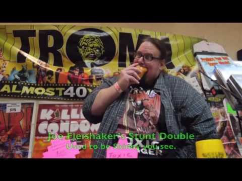 Mr. Cheeseball Reviews: Citizen Toxie The Toxic Avenger Part IV