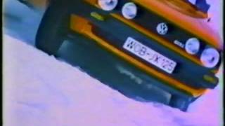 Golf GTI 1986 commercial