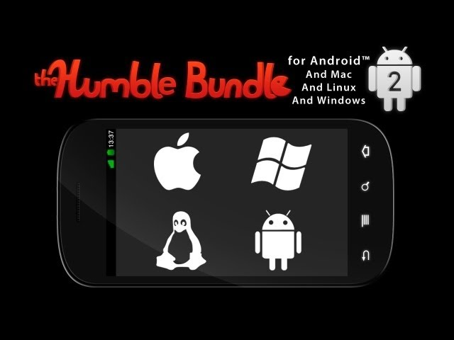 Humble Bundle For Android, Mac, Linux and Windows 2