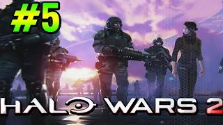 Halo Wars 2  Misión 5 en Español Latino  Campaña Completa