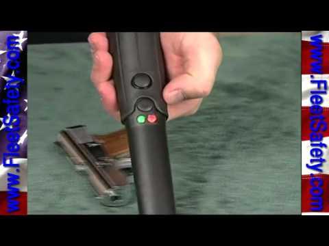 Garrett Hand Held Metal Detector THD Tactical