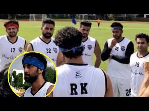 Ranbir Kapoor, Abhishek Bachchan And Arjun Kapoor'