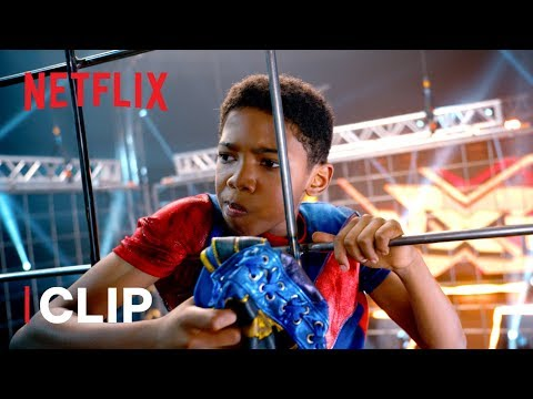 WWE Championship Match 🤼‍♂️ The Main Event | Netflix Futures