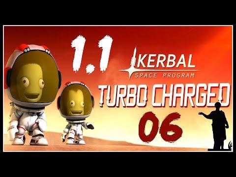Kerbal Space Program [1.1] #06 - Первая Орбитальная Станция!