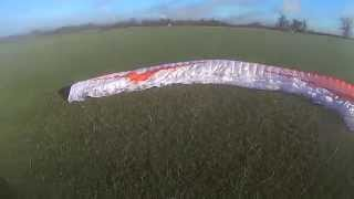 Thame United Kingdom  city images : Paramotoring near Thame UK in January (HD 720P)