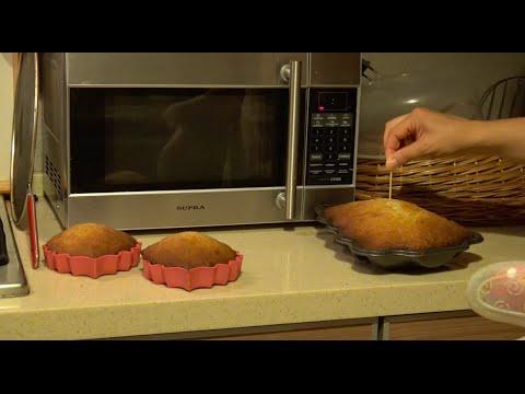 Видео-рецепт бананового хлеба