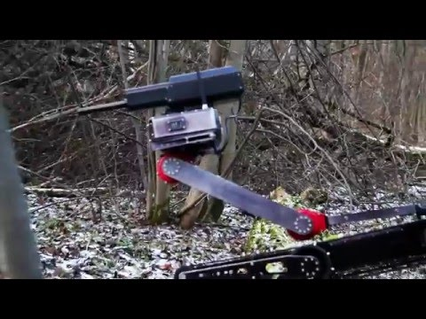 Российский робот-снайпер