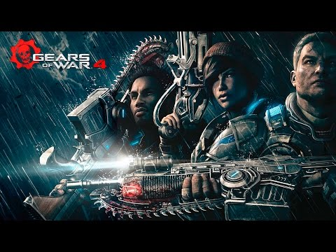 Gears of War 4 Pelicula Completa Español Latino | Todas las Cinematicas Historia 60fps Game Movie