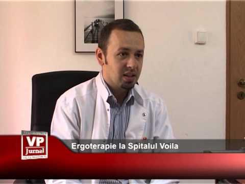 Ergoterapie la Spitalul Voila