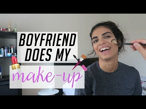 Make up - EERSTE AUTORIJLES EN BOYFRIEND DOES MY MAKEUP  IPEKSTEENBEEK VLOG #112