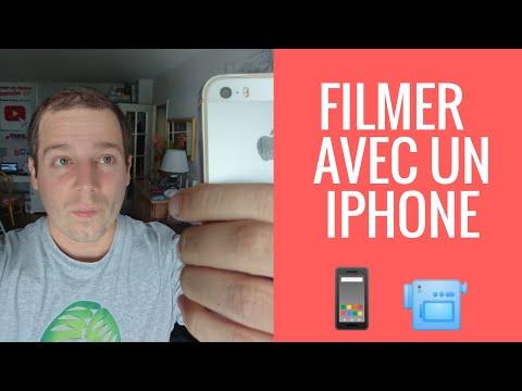 Comment se filmer avec un iPhone ou un Android ?
