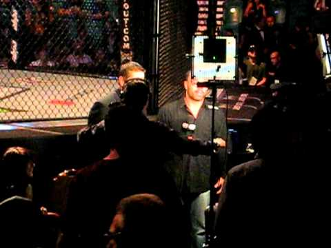mixed martial arts videos mma blog featured  VIDEO: MIKE GOLDBERG & JOE ROGAN FKN AROUND AT UFC 132 photo