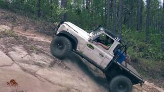 Jeep Wrangler JK UnlimitedLand Rover Defender chopped to UteNissan Patrol GQOffroading 4x4 in Glass House MountainsAll modified.For more Go4x4 videos please subscribe to our channel:http://www.youtube.com/go4x4mediaOr follow us on Facebook:http://www.facebook.com/go4x4mediaInstagram:https://instagram.com/go_4x4/