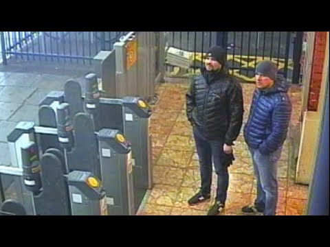 Briten beantragen im Fall Skripal Haftbefehl gegen zwei Russen