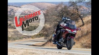 2. 2018 Honda Gold Wing First Ride Review | Ultimate Motorcycling