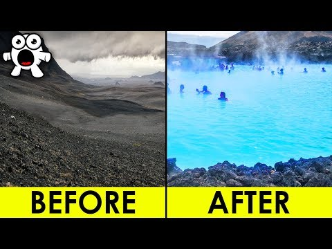 Top 10 Man-Made Things You Totally Thought Were 'Natural'
