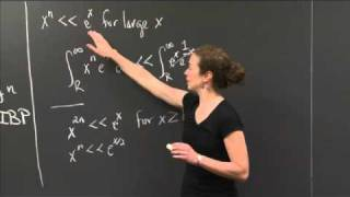 Integral Of X^n E^(-x) | MIT 18.01SC Single Variable Calculus, Fall 2010