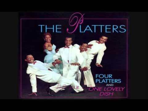 Tekst piosenki The Platters - That Old Feeling po polsku