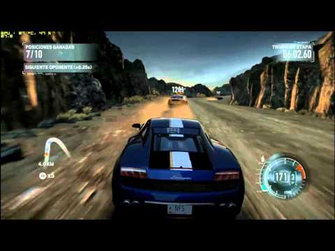 Video 7 de DirectX 11: NFS The Run gameplay con DirectX 11