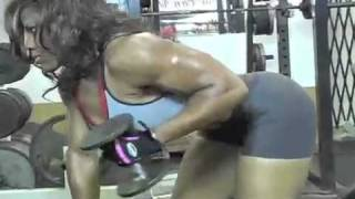 Renita Hardcore Sexy Workout