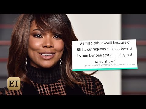 Gabrielle Union Sues BET for Millions Over 'Being Mary Jane' Contract Dispute