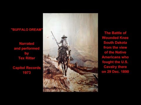 """buffalo Dream"" By Tex Ritter"