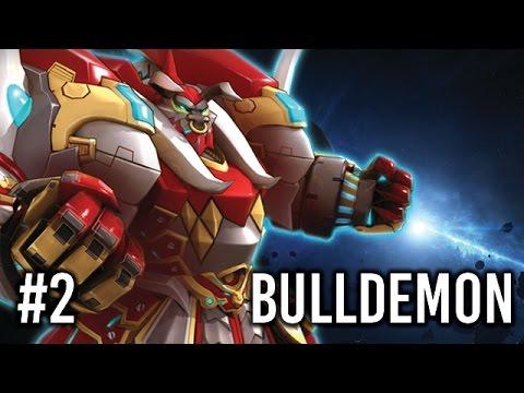 Hero Of Robots : BULL DEMON vs DEMON BEASTLORD #2