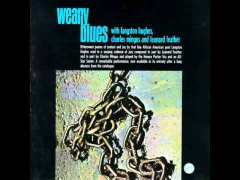 the weary blues To notice and consider: summary: the speaker of langston hughes's the weary blues describes an evening of listening to a blues musician in harlem.