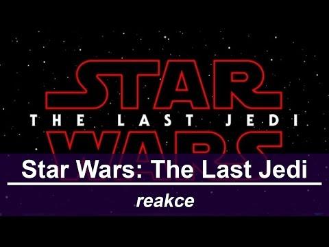 Reakce na název epizody 8 ságy Star Wars
