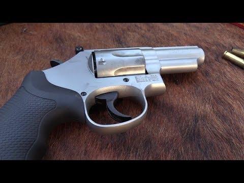 S&W Combat Magnum  Model 66