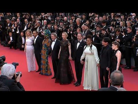 71. Filmfestspiele von Cannes mit dem Film