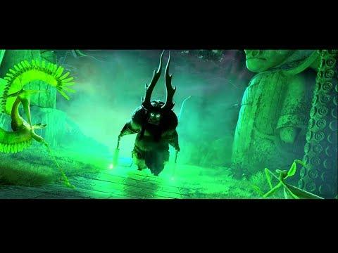 Kung Fu Panda 3 - Kai vs Shifu HD (Blu-ray 1080p) English