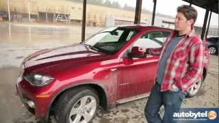 2012 BMW X6 Test Drive&Luxury SUV Video Review
